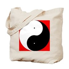Yin:YangPLAIN Tote Bag
