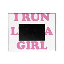runGirlLike2D Picture Frame