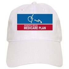 Romney Medicare Plan Baseball Cap