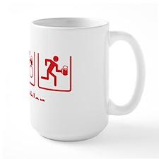 TriathleteBeerAthlon1F Mug