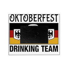 Oktoberfest Drinking Team Picture Frame