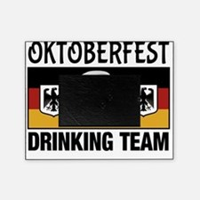 Oktoberfest Drinking Team Picture Frame