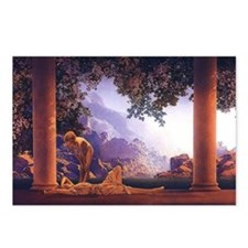 Maxfield Parrish Daybreak Postcards (Package of 8)
