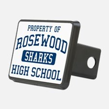 Property Of Rosewood Shark Hitch Cover