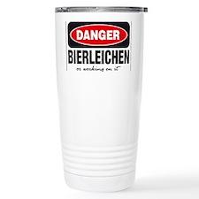 Bierleichen or Working On It Travel Mug