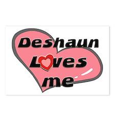 deshaun loves me  Postcards (Package of 8)