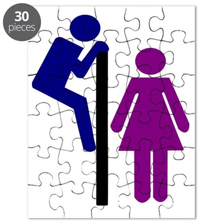 Toilet Sign Puzzle