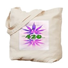 Lady Bud_signed Tote Bag
