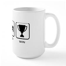 eatSleepWin1A Mug