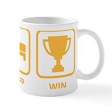 eatSleepWin1D Mug