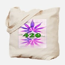 Lady Bud Tote Bag