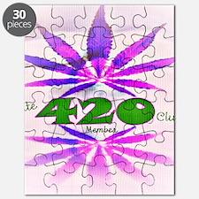 Lady Bud Puzzle