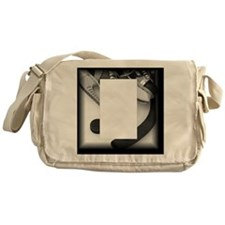 Hockey Gear Messenger Bag