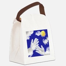 Wave Hands Like Clouds Canvas Lunch Bag