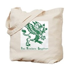 The Verdant Gryphon Tote Bag