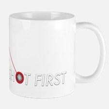 Curiosity Shot First Mug