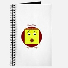 Free the Square Peg Journal