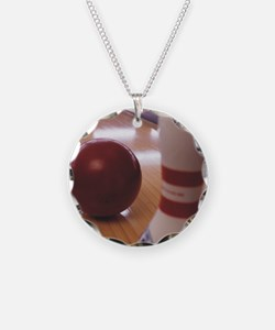 Bowling Alley Necklace