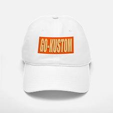 GK Logo Baseball Baseball Cap