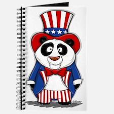 Patriotic Panda Journal
