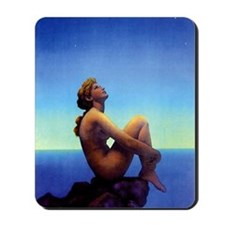 Maxfield Parrish Stars Mousepad