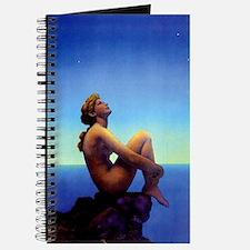 Maxfield Parrish Stars Journal
