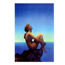 Maxfield Parrish Stars Postcards (Package of 8)