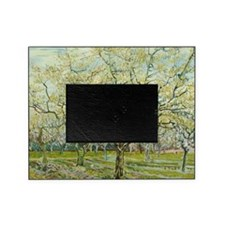 Van Gogh White Orchard Picture Frame
