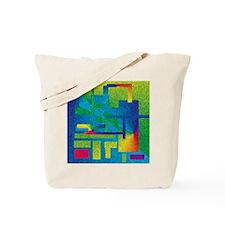 Bold Spectrum Tote Bag
