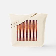 Clemson Argyle Sock Pattern South Carolin Tote Bag