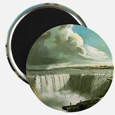 John Vanderlyn Niagara Falls from Table Roc Magnet