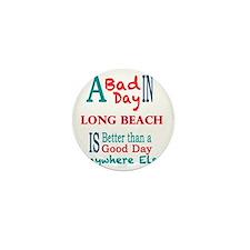 Long Beach Mini Button