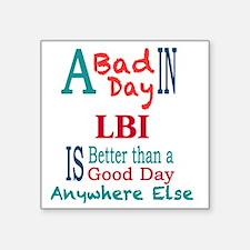 """LBI Square Sticker 3"""" x 3"""""""