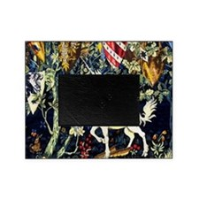 William Morris Unicorn Picture Frame