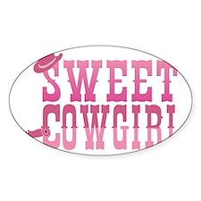 Sweet Cowgil Decal