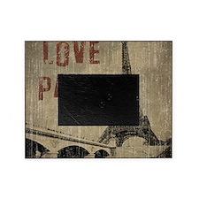 Vintage Love Paris Picture Frame