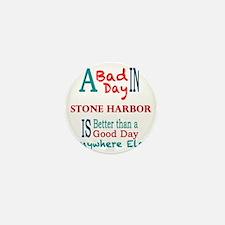 Stone Harbor Mini Button