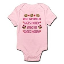 Gigi's House Infant Bodysuit
