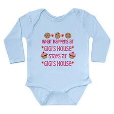 Gigi's House Onesie Romper Suit