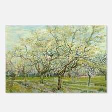 Van Gogh The White Orchar Postcards (Package of 8)