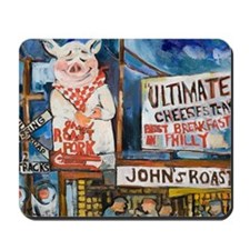 Philadelphia Johns Roast Pork Mousepad