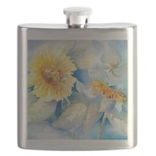 Sunflowers SQ2 Flask
