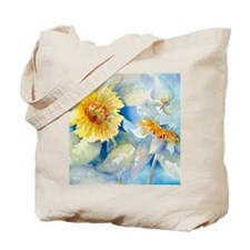 Sunflowers SQ2 Tote Bag