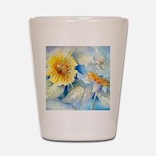 Sunflowers SQ2 Shot Glass