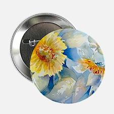 "Sunflowers SQ2 2.25"" Button"