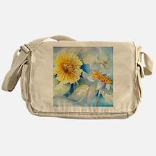 Sunflowers SQ2 Messenger Bag