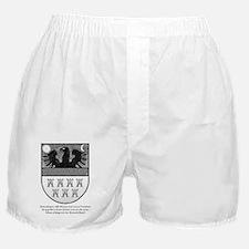 transylvania hymn, siebenbürgen Boxer Shorts
