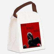 The Bad Samaritan - Peace! Streng Canvas Lunch Bag