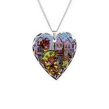 Philadelphia Mummers Parade Necklace