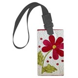 Quilted Luggage Tags